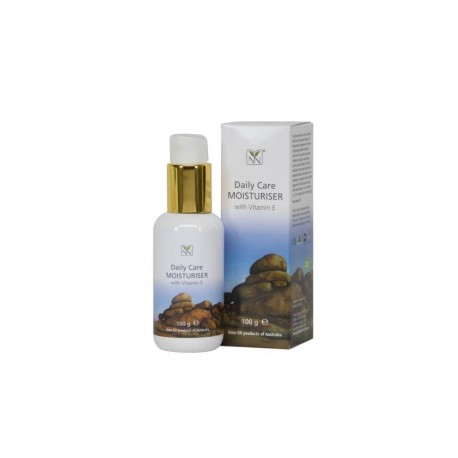 Y-NOT NATURAL Daily Care Moisturiser with Vitamin E