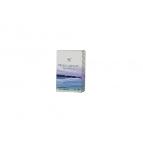 Y-NOT NATURAL Omega 369 Lemon Myrtle Soap