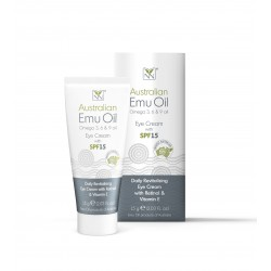NEW Daily Revitalising Eye Cream SUNSCREEN, Vitamin E, Retinol, Shea Butter, SPF15