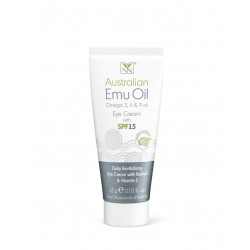 NEW Daily Revitalising Eye Cream SUNSCREEN, Vitamin E, Retinol, Shea Butter, SPF15