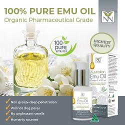 100% Pure Emu Oil for...